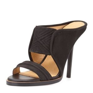 Brand new sharron leather sandals by L.A.M.B